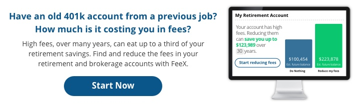FeeX helps you Find and Reduce your 401k and IRA Fees
